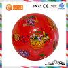 Bolas multi vendedoras calientes del PVC Inflatbale de la impresión de la etiqueta engomada de la insignia de los juguetes