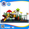 PVC Coated Pipe Kids Play Park Equipment с Galvanized Steel Material