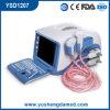 ISO portátil Ysd1207 aprovado do CE da máquina do equipamento do ultra-som de Digitas