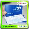 Kundenbezogenheit RFID Norm-Größen-Leerzeichen PVC-Chipkarte
