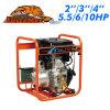 5.5/6/10 HP 2 '' /3 '' /4 '' pompe à eau diesel