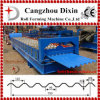 屋根ふきのパネルのための機械を作る販売の南アフリカ共和国の熱いタイル
