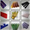 Borosilicate élevé 3.3 Rod en verre de diverse couleur