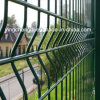 曲線のWelded Wire Mesh Fence Panel/3D Curved Fencing