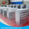 Exaustor industrial Push-Pull galvanizado alta qualidade da ventilação para aves domésticas e estufa