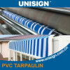 PVC Strip Tarpaulin per Sunshade