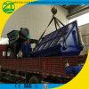 Película plástica/bolso/neumático/madera/espuma/metal/desecho/eje de la eliminación solo/desfibradora gemela del eje