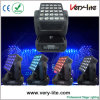Bevordering! ! 25PCS 12W LED Matrix Beam Moving Head Light