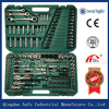 150PCS 1/я , 3/8 , 1/2  Socket Set, Socket Wrench, ручной резец Set