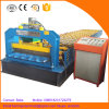 840/1050 rodillo trapezoidal del material para techos de la hoja que forma la máquina