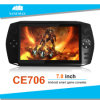 Alta calidad HD 8GB 7 '' Handheld Game Player