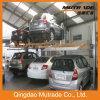 Elevador del coche del garage de la elevación del estacionamiento del poste de Mutrade dos