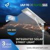 Luz de calle solar integrada ligera al aire libre 6W-120W del LED con teledirigido