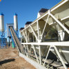 Hzs60 SimpleおよびEasy Installation Concrete Batching Plant