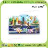Подарки промотирования с магнитами Соединенными Штатами холодильника PVC способа (RC-US)