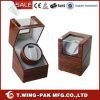 Caixa de armazenamento de madeira Handmade por atacado do relógio de China