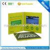 Рекламировать карточку брошюры LCD подарка промотирования видео-