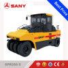 Sany Spr260-6 26ton bandaje de rodillo compactador de neumáticos de goma de neumático de carretera