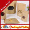 White personalizado Kraft Flour Coffee Sugar Paper Bag con Customer Printing (220112)