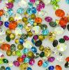 못 예술 (PB-SS8.5)를 위한 기계 커트 Strass Hotfix 점 뒤 모조 다이아몬드가 유리에 의하여 비 돌을 던진다