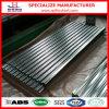Hoja acanalada revestida del material para techos del cinc de Dx51d SGCC CGCC
