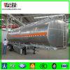 remorque en aluminium de réservoir de carburant de l'essence 42000L/essence/