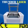 CNC Low Laser Cutter Price und Laser Engraver auf Titanium