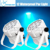 10W Rgbwauv LED PAR Light
