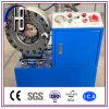 Máquina de friso da mangueira hidráulica da qualidade por Microcomputador