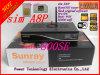 Karten-gesetzter Spitzenkasten des Sunray-800 HD Se-800se WiFi A8p SIM