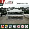 党イベントのテントのためのアルミニウムによってカスタマイズされる二重デッカーの玄関ひさしのテント