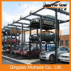 Commercial Use를 위한 3 Floors Four Post Stacker Pakring System