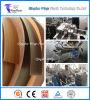Macchina di plastica di legno dell'espulsore della fascia di bordo della mobilia del PVC WPC