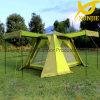 Form-Freizeit-automatisches im Freienpolyester-Al-Pole-automatisches Zelt