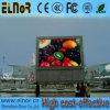 Quadratische Mitte-wasserdichte hohe Helligkeit P10 LED-Bildschirmanzeige-Video-Wand