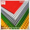 Plastic di rinforzo Fiberglass/FRP/GRP Grating per Walkway