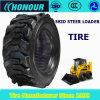 Pneu de chargeur de boeuf de dérapage avec le pneu de nylon de chat sauvage de Sks du POINT 10-16.5