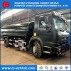 도로 15000L 연료 탱크 트럭 떨어져 Sinotruck HOWO 4X4