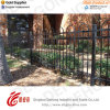 DIP caldo Galvanized Wrought Iron Fence per Residential Commercial/Industrial