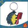 Kundenspezifisches Feshion Design Hedgehog Soft PVC Keychain für Company Gift