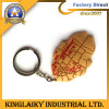 Gift (KC-3)를 위한 선전용 3D Souvenir Lovely PVC Key Chain