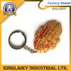 Förderndes 3D Souvenir Lovely PVC Key Chain für Gift (KC-3)
