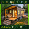 Casa prefabricada moderna para trabajar y vivir