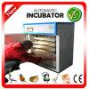 Le CE a approuvé l'incubateur automatique bon marché d'oeufs de poulet de volaille de 264 oeufs