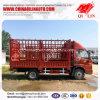 6 van de Lengte van de Lichte van de Plicht van het Vee meters Vrachtwagen van de Vrachtwagen