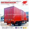4*2 aandrijving Cabin Van Truck met 200L de Tank van de Brandstof van de Legering van het Aluminium
