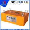 Séparateur magnétique permanent de fer de Rcyb NdFeB/machine magnétique pour le convoyeur à bande