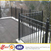 Welded galvanizzato Steel Fence/Wrought Iron Railing/Fence Panels con Power Coating