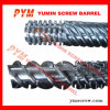 Wenzhouの合金Parallel Twin Screw Barrel