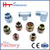 Formato differente del rifornimento professionale della fabbrica dell'adattatore idraulico del tubo flessibile